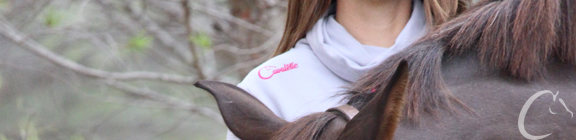 Les détails girly des sweats Cavaletic